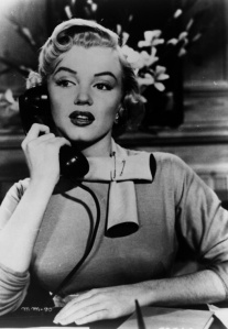 telephone marilyn monroe