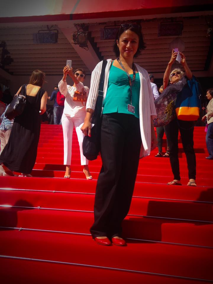 Caroline Chu Cannes 2017 Christine Phung