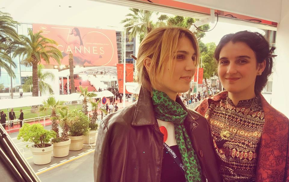 Naomi Nordine Cannes 2017 2